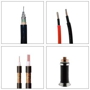 电线用于承载电流的导电金属线材